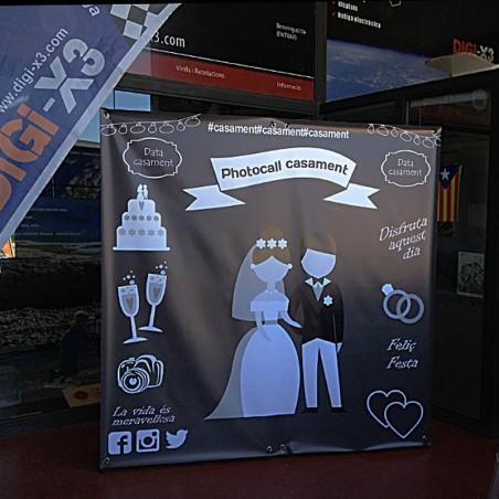 X Photocall Casaments
