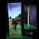 Expositor X-Banner Bambú